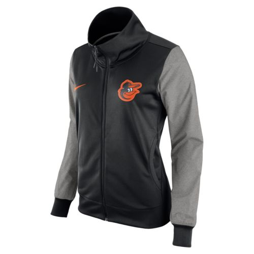 Women's Nike Baltimore Orioles Track Jacket