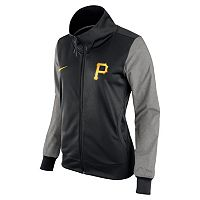Women's Nike Pittsburgh Pirates Track Jacket