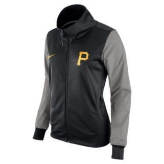 Women's Nike Pittsburgh Pirates Track Jacket
