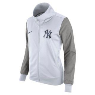 Women's Nike New York Yankees Track Jacket