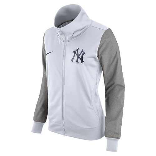 Women's Nike New York Yankees Track Jacket