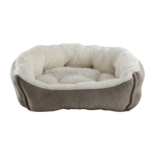 Animal Planet Microsuede Pet Bed