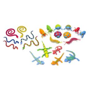 Melissa & Doug Sunny Patch Snakes, Lizards & Bugs Outdoor Critter Bundle