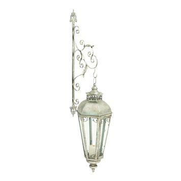 Elegant Vintage Candle Holder Sconce