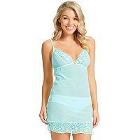 Perfects Australia Delightfuls Pretty Lace Chemise14UCH051