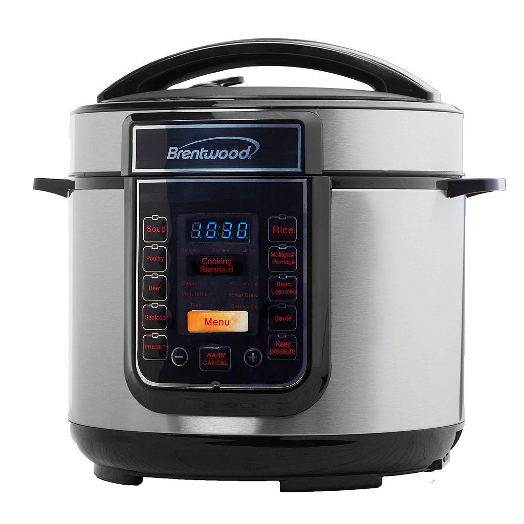 Brentwood 5-qt. Pressure Cooker