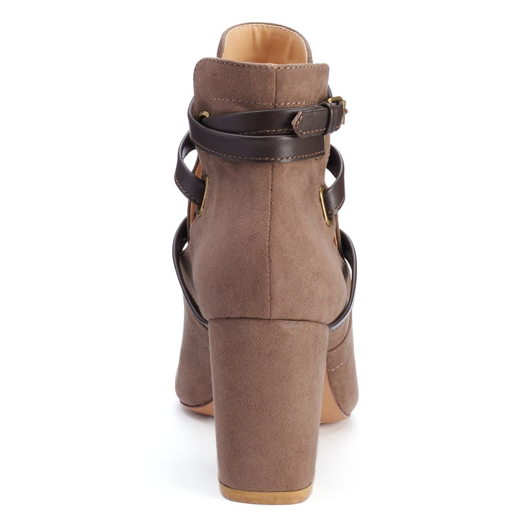 Daya by Zendaya Keene Women's Ankle Boots