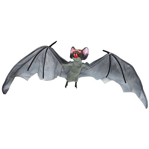 Animated Light-Up Bat Halloween Décor