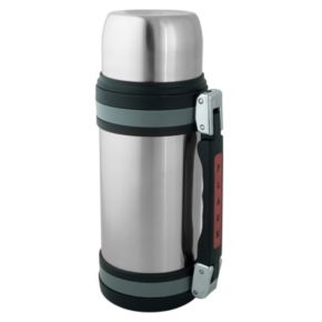 Brentwood 1-Liter Vacuum-Insulated Stainless Steel Water Bottle