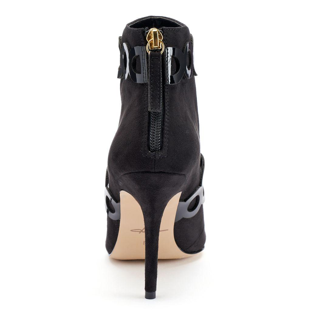 Daya by Zendaya Kamo Women's High Heel Ankle Boots