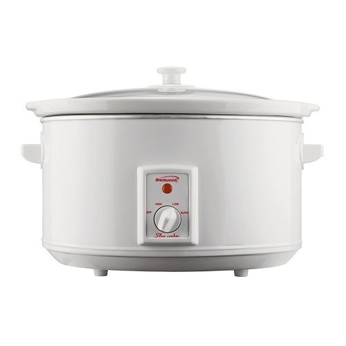Brentwood 8-qt. Manual Slow Cooker
