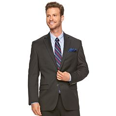 Big & Tall Chaps Classic-Fit Performance Blazer