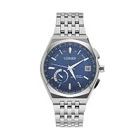 Citizen Eco-Drive Men's Satellite Wave Stainless Steel World Time GPS Watch - CC3020-57L