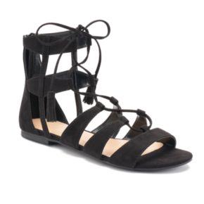 LC Lauren Conrad Women's Gladiator Sandals