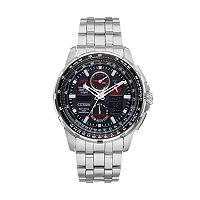 Citizen Eco-Drive Men's Skyhawk A-T Stainless Steel Atomic Watch - JY8050-51E