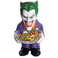 DC Comics The Joker Candy Bowl Holder
