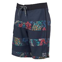 Men's Ocean Current Pineapple Board Shorts