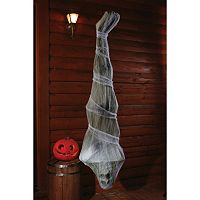 72-in. Cocoon Corpse Halloween Decoration