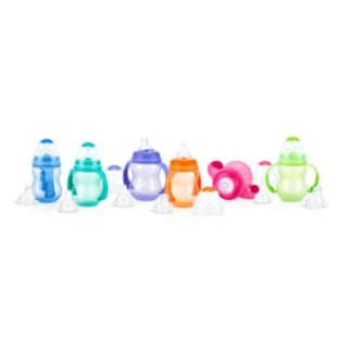 Nuby 3-Stage 8-oz. Wide-Neck Bottle