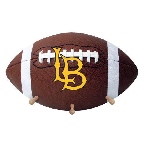 Long Beach State 49ers Football Coat Hanger