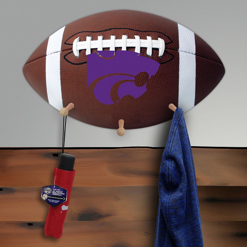 Kansas State Wildcats Football Coat Hanger
