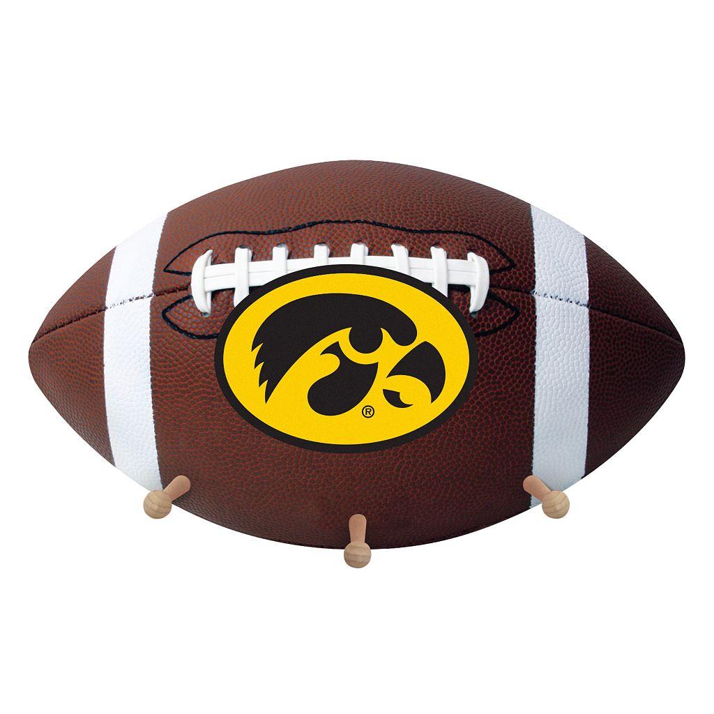 Iowa Hawkeyes Football Coat Hanger