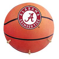 Alabama Crimson Tide Basketball Coat Hanger