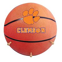 Clemson Tigers Basketball Coat Hanger