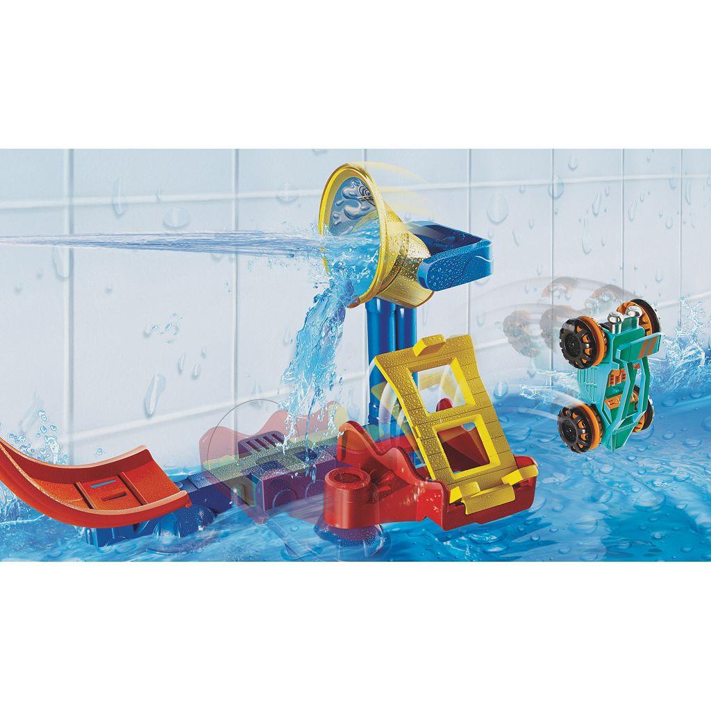 Hot Wheels Splash Rides Splashdown Station Play Set
