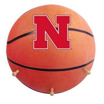 Nebraska Cornhuskers Basketball Coat Hanger