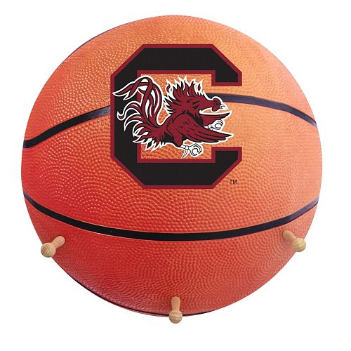 South Carolina Gamecocks Basketball Coat Hanger