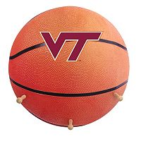 Virginia Tech Hokies Basketball Coat Hanger