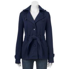 Womens Peacoat Coats & Jackets - Outerwear Clothing | Kohl's