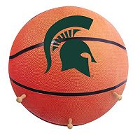 Michigan State Spartans Basketball Coat Hanger
