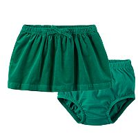 Baby Girl Carter's Corduroy Skirt