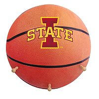 Iowa State Cyclones Basketball Coat Hanger