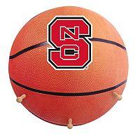 North Carolina State Wolfpack Basketball Coat Hanger