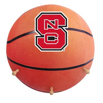 North Carolina State Wolfpack Basketball Coat Hanger
