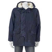 Men's Woolrich Flashpoint Sherpa-Lined Hooded Parka