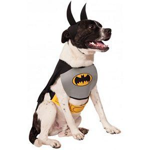 Pet DC Comics Batman Costume