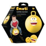 Hedstrom Emoti Smiley Hopper Ball