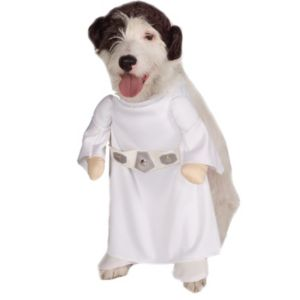 Pet Star Wars Princess Leia Costume
