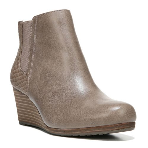 Scholl's Dillion Women's Wedge Ankle Boots