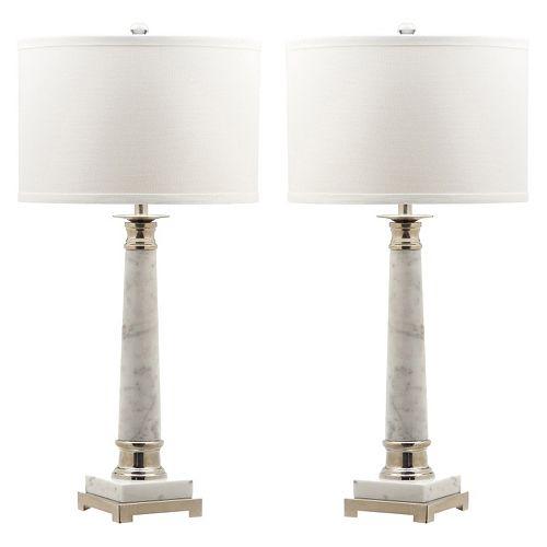 Safavieh Colleen Table Lamp 2-piece Set