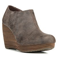 Dr. Scholl's Harlie Women's Wedge Ankle Boots