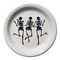 Fiesta Trio Of Skeletons Appetizer Plate