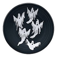 Fiesta Ghosts 9-in. Luncheon Plate