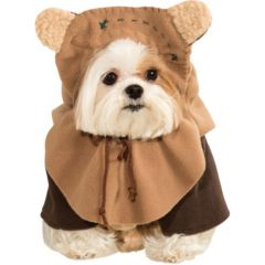 Pet Star Wars Ewok Costume