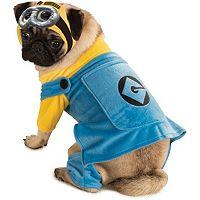Pet Despicable Me Minion Costume