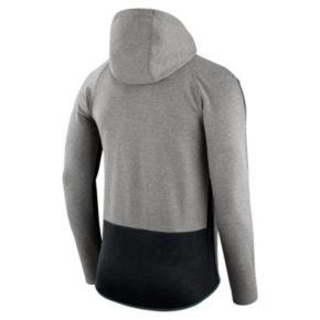 Men's Nike Michigan State Spartans AV15 Full-Zip Fleece Hoodie